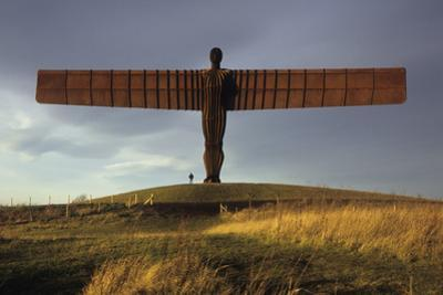 Angel of the North, by Antony Gormley, 1998