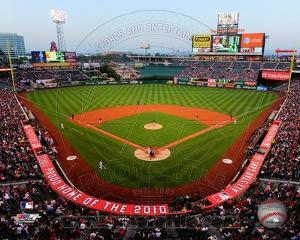 Angel Stadium 2010