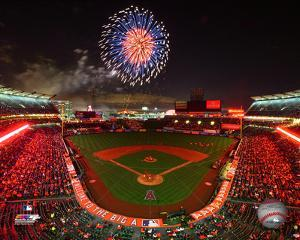 Angel Stadium of Anaheim 2016