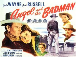 Angel & The Badman, 1947