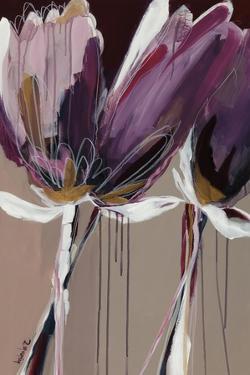 Aubergine Splendor II by Angela Maritz