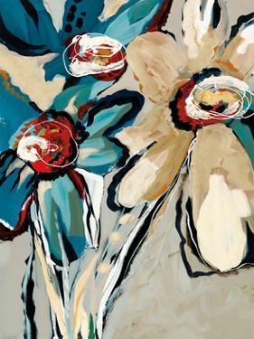 Blooming Blue II by Angela Maritz