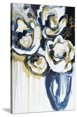 Blooms In Blue by Angela Maritz