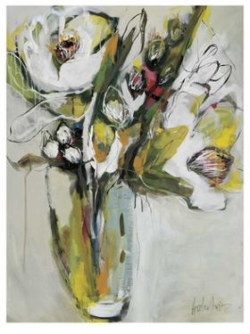 November Blooms by Angela Maritz
