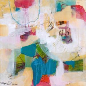 Blue Duet by Angela Saxon