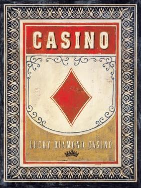 Casino Diamond by Angela Staehling