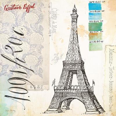 Gustave Eiffel Sketchbook
