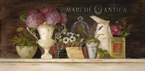Marche Antica Vignette by Angela Staehling