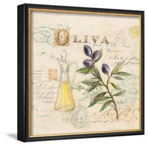 Tuscan Olive Oil by Angela Staehling