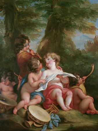 Music by Angelica Kauffmann