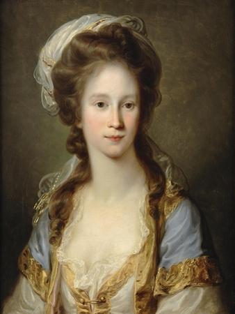 Portrait of a Lady, C.1780 by Angelica Kauffmann