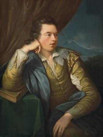 Portrait of John Campbell by Angelica Kauffmann