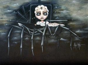 Babysitter by Angelina Wrona