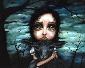 Clarice by Angelina Wrona