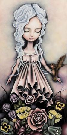 Freya by Angelina Wrona