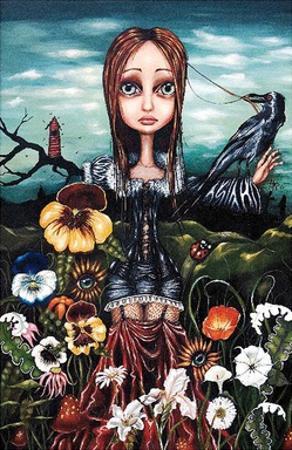 Madame Nature by Angelina Wrona