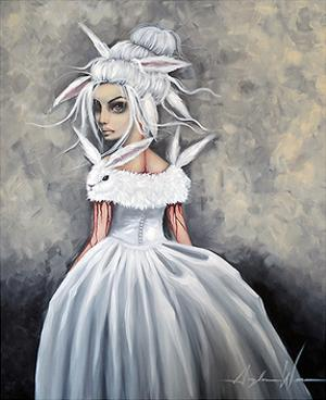 Off to the Ball by Angelina Wrona