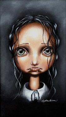 Poor Little Abigail by Angelina Wrona