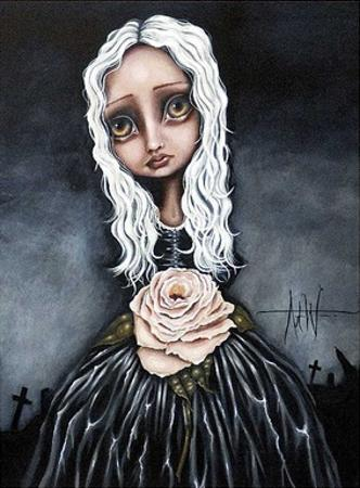 Rose by Angelina Wrona