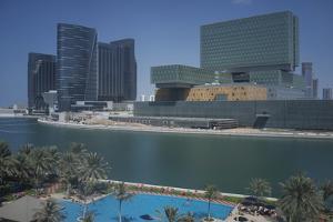 Abu Dhabi, United Arab Emirates, Middle East by Angelo