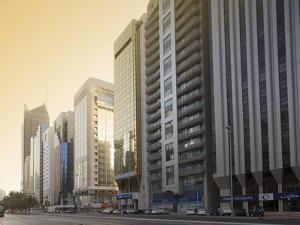 Abu Dhabi, United Arab Emirates, Middle East by Angelo Cavalli
