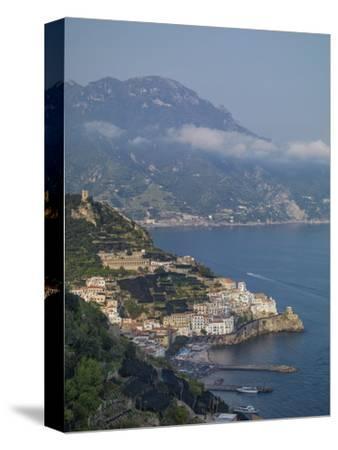 Amalfi Peninsula, Amalfi Coast, UNESCO World Heritage Site, Campania, Italy, Mediterranean, Europe