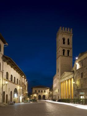 Assisi, Umbria, Italy by Angelo Cavalli