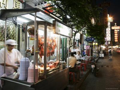 Chinatown, Bangkok, Thailand, Southeast Asia by Angelo Cavalli