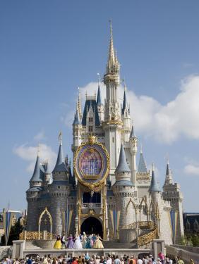 Disney World, Orlando, Florida, USA by Angelo Cavalli