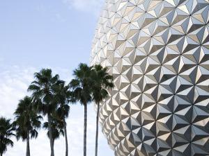 Epcot Center, Disney World, Orlando, Florida, USA by Angelo Cavalli