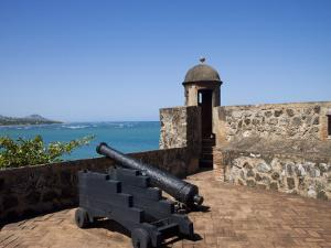 Fort of San Felipe, Puerto Plata, Dominican Republic, West Indies, Caribbean, Central America by Angelo Cavalli