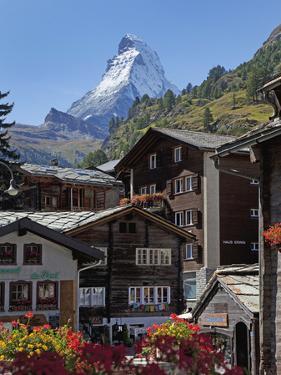 Matterhorn, Zermatt, Canton Valais, Swiss Alps, Switzerland, Europe by Angelo Cavalli