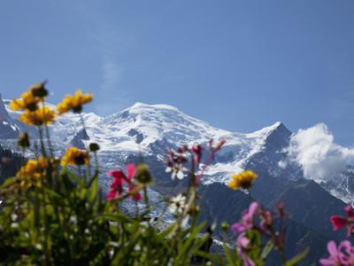 Mont Blanc, Chamonix, Haute Savoie, French Alps, France, Europe by Angelo Cavalli