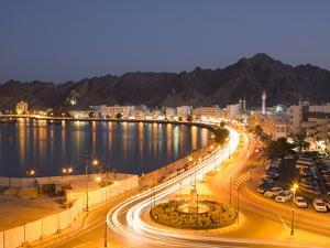 Mutthra District, Muscat, Oman, Middle East by Angelo Cavalli