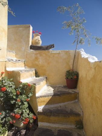 Oia, Santorini, Cyclades, Greek Islands, Greece, Europe by Angelo Cavalli