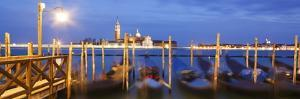 San Giorgio Maggiore in the Distance, Venice, UNESCO World Heritage Site, Veneto, Italy, Europe by Angelo Cavalli