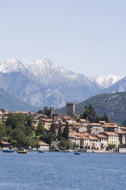 Santa Maria Rezzonico, Lake Como, Lombardy, Italy, Europe by Angelo Cavalli