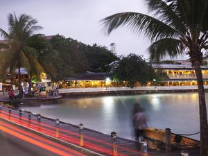 St. Lawrence Gap, Bridgetown, Barbados, West Indies, Caribbean, Central America by Angelo Cavalli