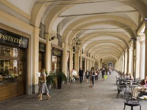 Turin (Torino, Piedmont, Italy, Europe by Angelo Cavalli