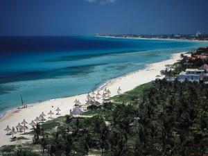 Varadero Beach, Matanzas, Cuba by Angelo Cavalli