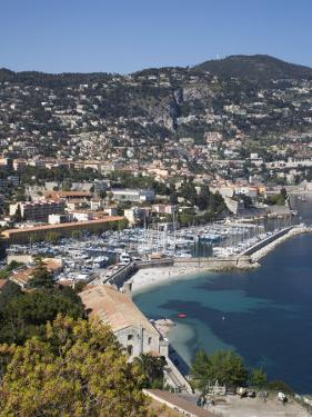 Villefranche Sur Mer, Alpes Maritimes, Provence, Cote d'Azur, French Riviera, France by Angelo Cavalli