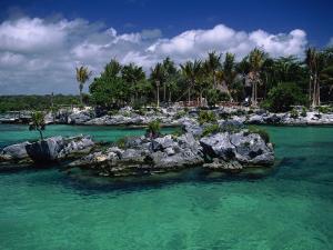 Xel-Ha Marine Park, Cancun, Mexico by Angelo Cavalli