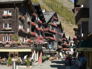 Zermatt, Valais, Swiss Alps, Switzerland, Europe by Angelo Cavalli
