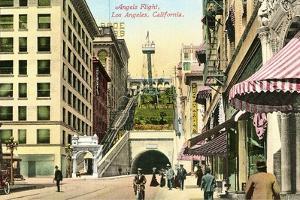 Angels Flight, Bunker Hill