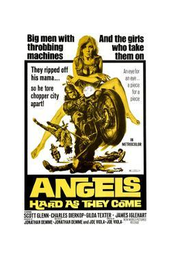 Angels Hard As They Come, 1971