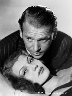 ANGELS OVER BROADWAY, 1940 directed by BEN HECHT AND LEE GARMES Douglas Fairbanks Jr. and Rita Hayw