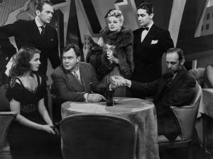 ANGELS OVER BROADWAY, 1940 directed by BEN HECHT AND LEE GARMES Rita Hayworth, Douglas Fairbanks Jr
