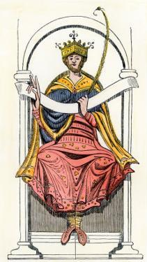 Anglo-Saxon King Edgar, the Aetheling