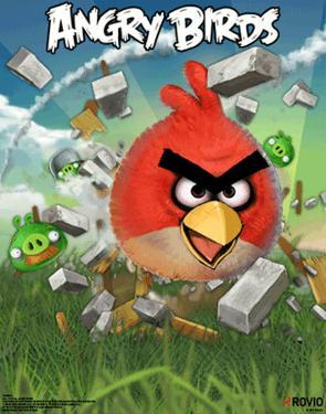 Angry Birds 3-D