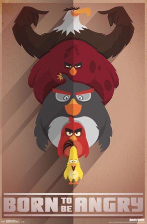 Angry Birds- Born Angry